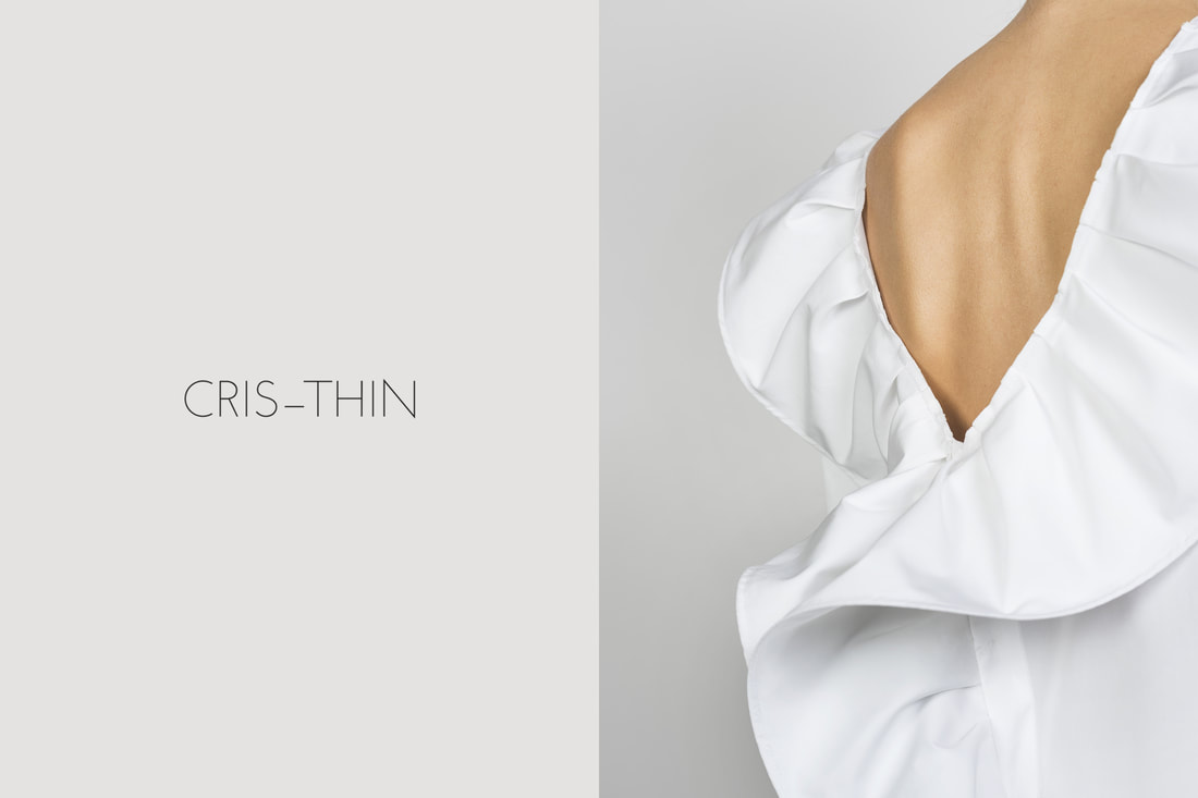 Advertising Cris-Thin Cristina Fossati